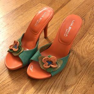 via spiga beachy heels